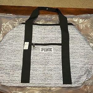 PINK Victoria's Secret Handbags - Pink duffle bag