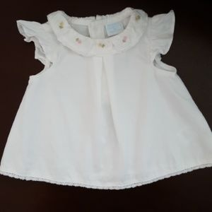 Edgehill Collection Other - Precious little top for your baby girl!