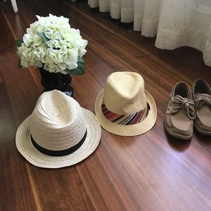 Accessories - Two fedoras