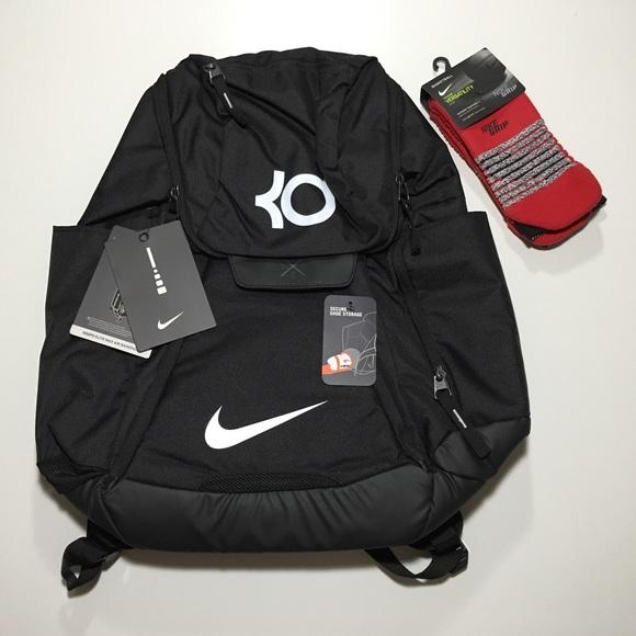 e0e6bb91d8e7 Nike KD Max Air Elite Backpack (NWT) BA5394
