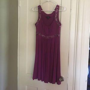 Mercer & Madison Dresses & Skirts - Embellished Strapped Dress