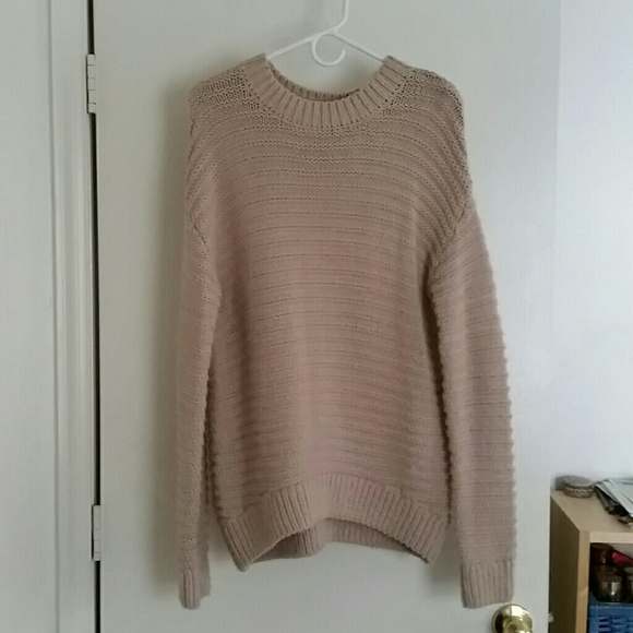 62b4e21023 H M Sweaters - 2 FOR  25!!! H M Oversized Cable Knit Sweater