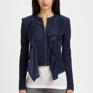 BCBGMaxAzria Jackets & Blazers - BCBGMaxazria Faux Siede Eliot Jacket