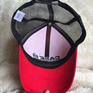 dfa0428d6f3b7 Case IH Accessories - Case IH Black   Red Trucker Cap