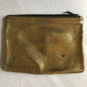Marc Jacobs clutch.