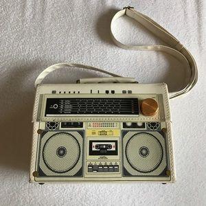 Boutique Handbags - Radio purse.