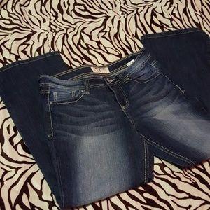 lei Denim - L.e.i Sophia Flare Jeans