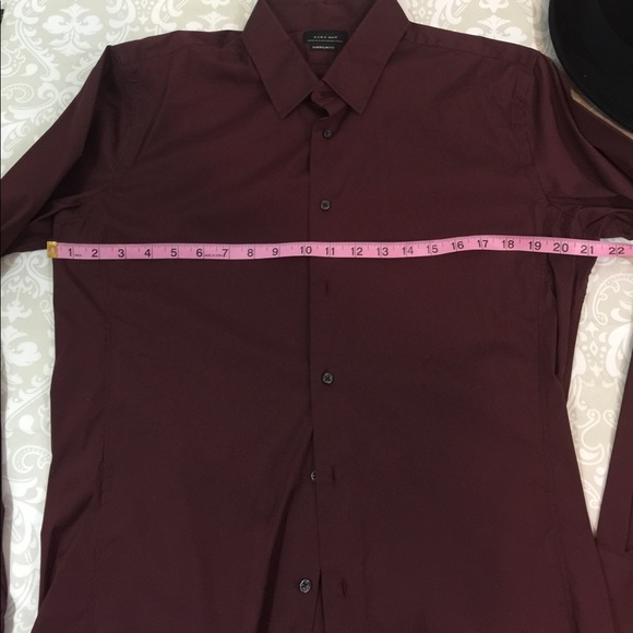 64 off zara other zara man super slim fit dress shirt for Super slim dress shirts