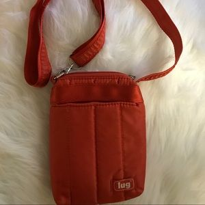 Lugz Handbags - Orange Lug Crossbody Bag