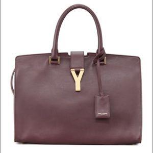 Saint Laurent Handbags - St Laurent Cabas Chyc Y bag
