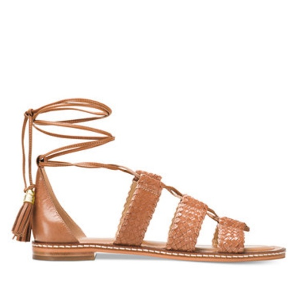 6a6a3959ad53 Michael kors Monterey gladiator sandal. M 59207cf85a49d0ed52065bee