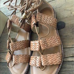 74583db4b13 MICHAEL Michael Kors Shoes - Michael kors Monterey gladiator sandal