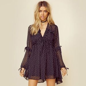 For Love and Lemons Dresses & Skirts - For Love & Lemons Truffles A-Line Mini Dress
