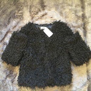 H&M Other - H&M girls fur jacket