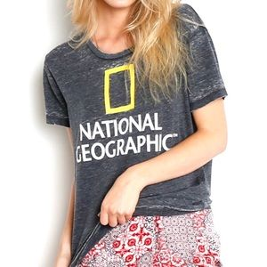 Chaser Tops - Chaser National Geographic Tee