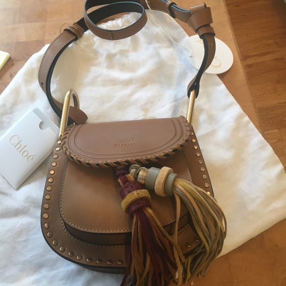 1d6a98094 Chloe Bags | Nwt Special Edition Hudson Bag Sm Sold Out | Poshmark