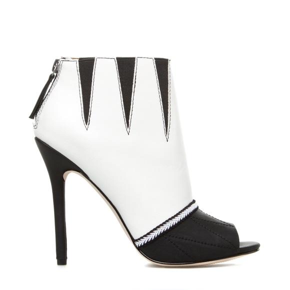 72 gx by gwen stefani shoes unique black and white