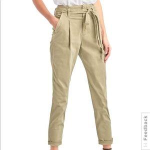 GAP Paper Bag Waist Pants