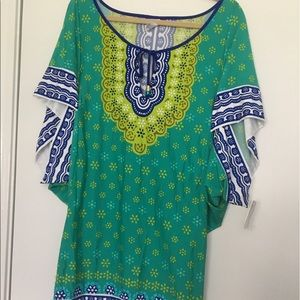 Dress/tunic/cover up