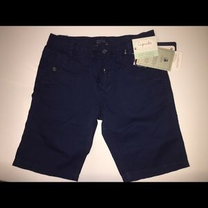 Mayoral Other - Boys NWT navy blue shorts, size 8