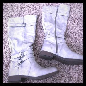 Journee Collection Shoes - Journee Collection wide calf boots