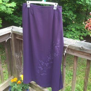 Venezia Dresses & Skirts - Pretty Purple Skirt