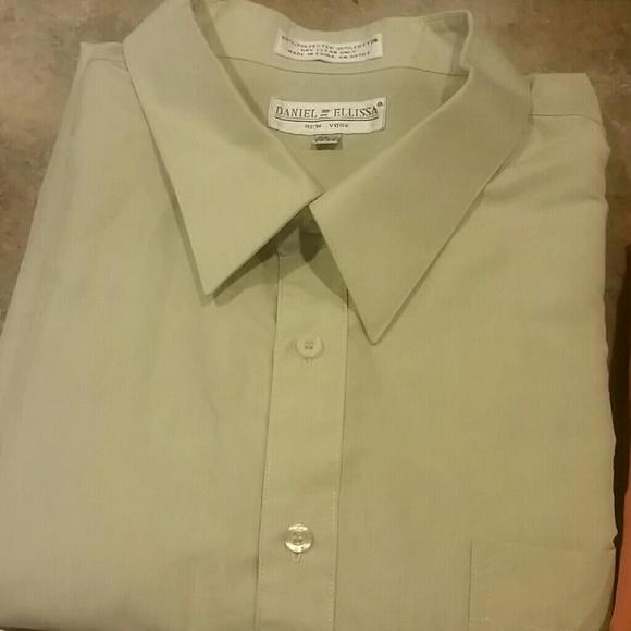 69 off daniel ellissa other men dress shirt big and for Daniel ellissa men s dress shirts