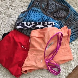 Nike workout lot-   - need gone