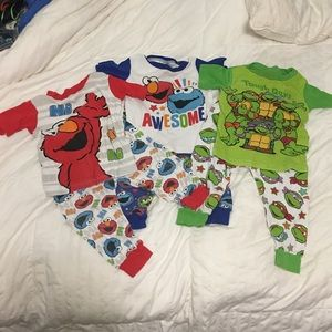 Nickelodeon Other - 24 month PJ's