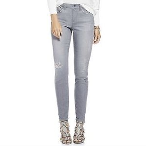 Two by Vince Camuto Denim - Two by Vince Camuto skinny  gray jeans
