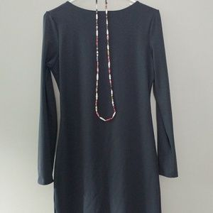 Susana Monaco Dresses & Skirts - Susana Monaco Cold Shoulder Long Sleave Dress EUC