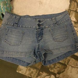 Pants - ‼️CLEARANCE‼️Denim Jean Pocket Shorts 9