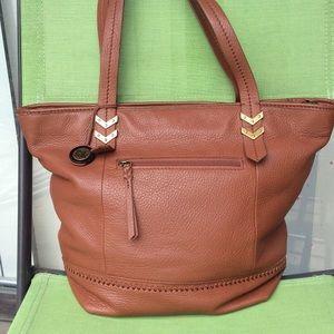 The Sak Handbags - The Sak genuine leather large bag