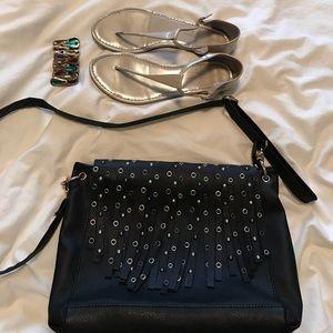 Aldo Handbags - 🔥🔥 Reduced 🔥🔥 Aldo fringe long strap purse