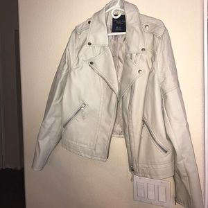 American Eagle Outfitters Jackets & Blazers - American Eagle Faux Leather Jacket