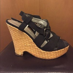 Banana Republic Wedges - size 7