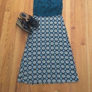 A3 Design Dresses & Skirts - Print Maxi Skirt
