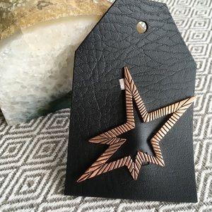 Free People starburst hair clip