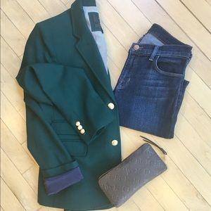 J. Crew Schoolboy Blazer Size 12