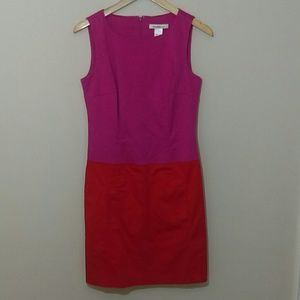 Laundry by Design Dresses & Skirts - Sleeveless pink and red fun dress
