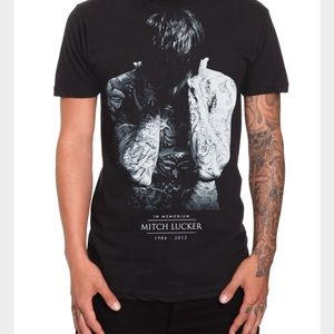 Hot Topic Tops - Mitch Lucker Suicide Silence Tee