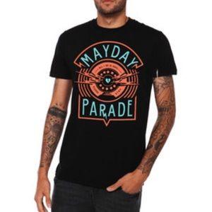Hot Topic Tops - Mayday Parade Band Tee