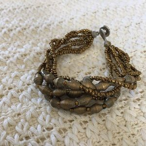 31 Bits Jewelry - ✨ 2 for $20 / NWOT 31 Bits layered bracelet