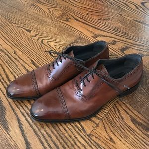 To Boot Other - To Boot New York cap toe oxford shoes size 9.5