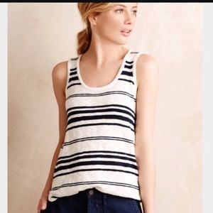 Anthropologie Tops - Knit tank