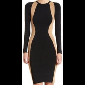 A.L.C. Dresses & Skirts - ALC CULLEN COLOR BLOCK DRESS STRETCHY FITTED