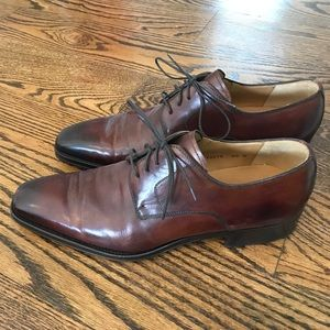 Magnanni Other - Magnanni Mens lace up shoes size 9,5
