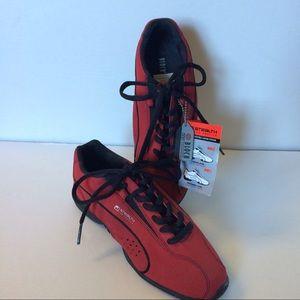 Bloch Shoes - Bloch Stealth Split Sole Dance Sneakers