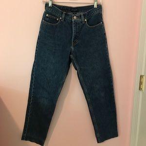 "Ann Taylor Denim - Never worn Ann Taylor ""mom"" jeans!"