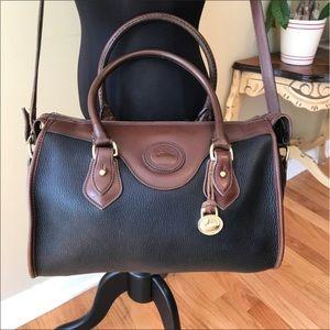 Dooney & Bourke Handbags - Vintage Dooney & Bourke AWL satchel
